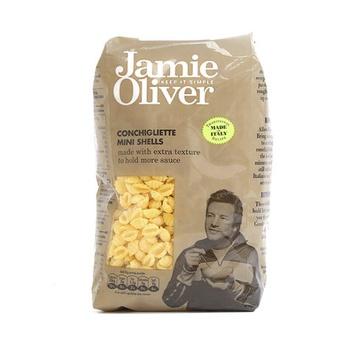 Jamie oliver conchigliette mini shells pasta 500g