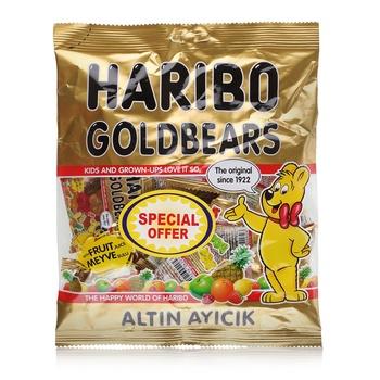 Haribo Mini Gold Bears Maxi Bag 200g