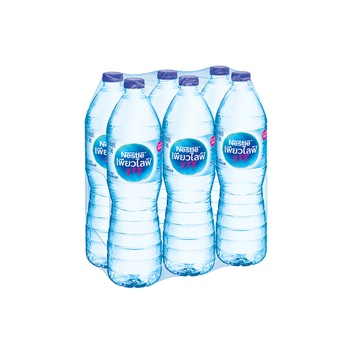 Nestle Pure Life Bottled Water 1.5 Liters Pack Of 6