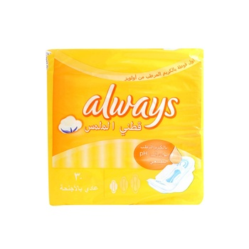 Always Thick Regular Plus 30 pcs