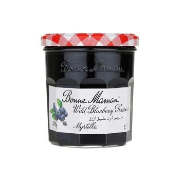 Bonnemaman Blueberry Jam 370g