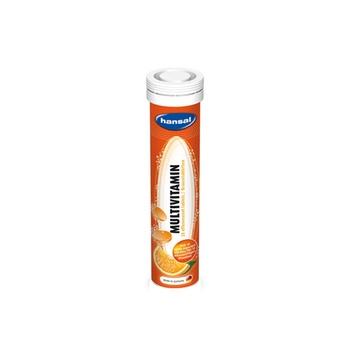 Hansal Food Supplement Multivitamin