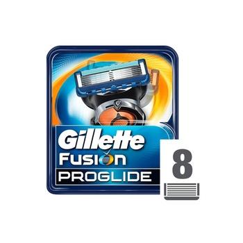 Gillette Fusion Cartridge Proglide 1 X 8pcs