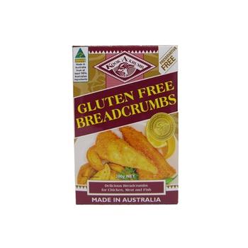Kook A Krumb Breadcrumbs - Gluten Free 200g