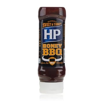 HP Honey Woodsmoke Bbq Sauce 465g