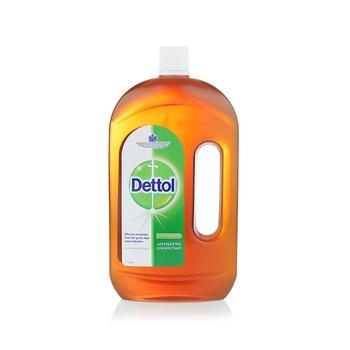Dettol Antiseptic Disinfectant 1ltr