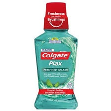 Colgate Plax Mouth Wash Freshment Green 250 ml @ 50 % Off