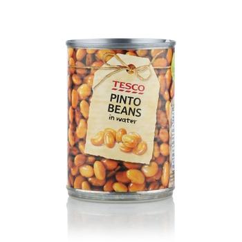 Tesco Pinto Beans 390g