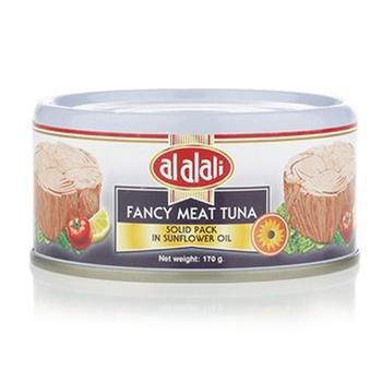 Al Alali Fancy Meat Tuna in Sunflower Oil 170g