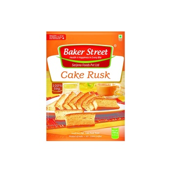 Baker Street Egles Cakersk Vanila 150g