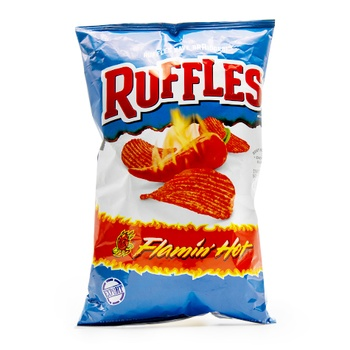 Ruffles Flaming Hot 6.5oz