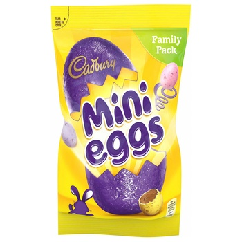 Cadbury Medium Mini Eggs 130g
