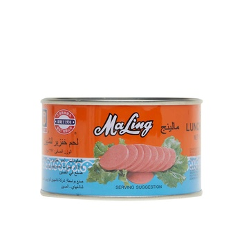 Ma Ling Luncheon Meat Pork 397g