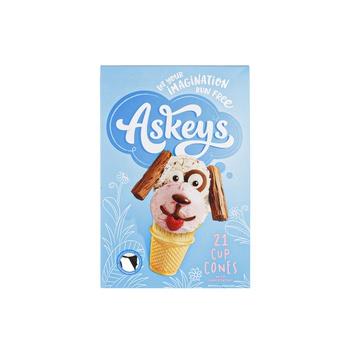 Askeys 21 Cup Cornets