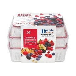 JCJ Food Container 3 pcs set