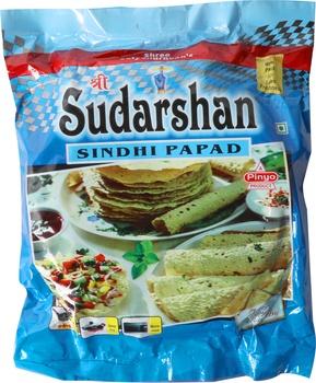 Sudarshan Sindhi Papad 500g