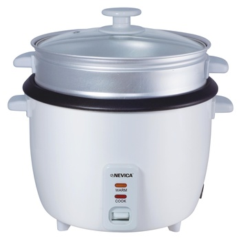 Nevica Rice Cooker 0.8 Litre - NV-608 RC