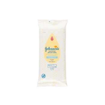 Johonson's Baby Wipes Top To Toe 15s pack