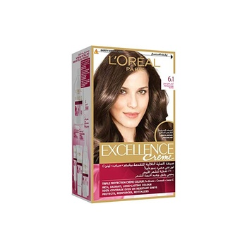 Loreal Excelnce D/Ash Blonde 6.1 Sp
