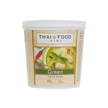 Thai Food King Green Curry Paste  400g