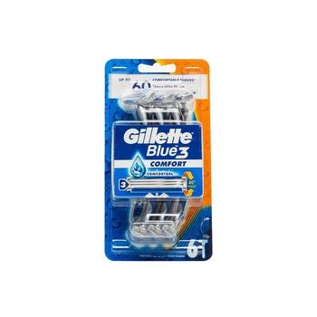 Gillette Blue3 Comfort 6s