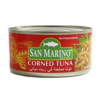 San Marino Corned Tuna 180g
