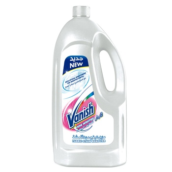 Vanish White Fabric Stain Remover Liquid 1.8ltr