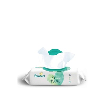 Pampers Pure Wipes 48s