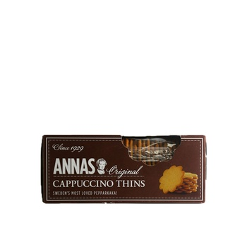 Annas Biscuits Cappuccino Thin Original 150g