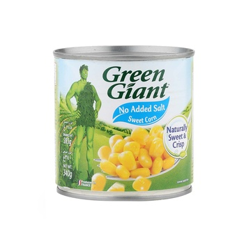 Green Giant Niblets No Salt 340g