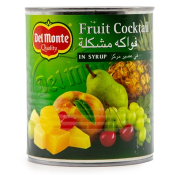 Del Monte Fruit Cocktail Cherry in Syrup 420g