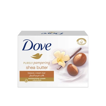 Dove Beauty Bar Shea Butter 135g