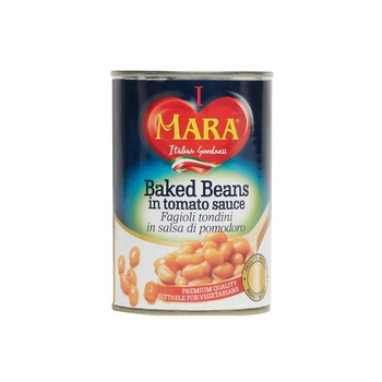 Mara Italian Baked Beans Easy Open 420g