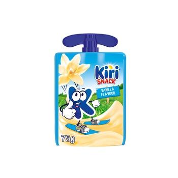 Kiri Snack Dairy Dessert PouchVanilla Flavour1 Pouch75g