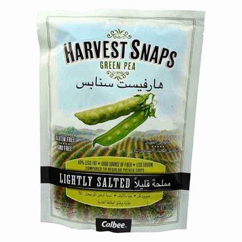 Harvest Snaps Lightly Salted 93g