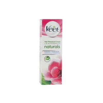 Veet Cream Naturals Sensitive Skin 100g