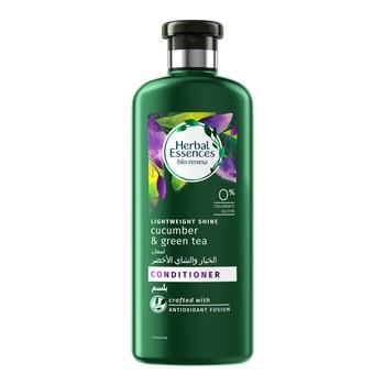 Herbal Essences Bio:Renew Shine Cucumber & Green Tea Conditioner 400ml