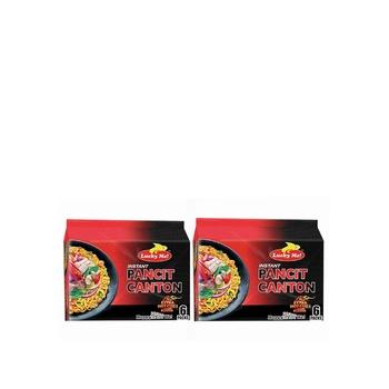 Lucky Me Pancit Canton Hot Chili 2X6X60g