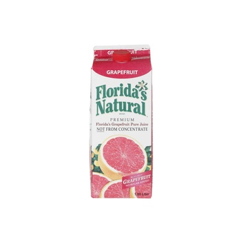 Floridas Natural Ruby Red Grape Fruit Juice 1.8ltr