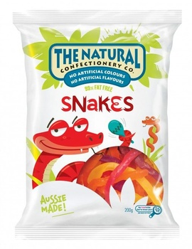 The Natural Snakes Jelly 200g