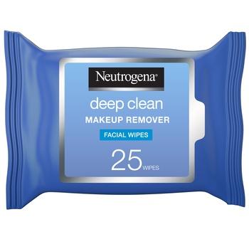 Neutrogena Deep Clean Make Up Remover 25 wipes