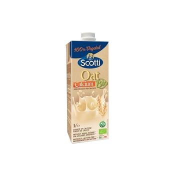 Riso Scotti Oat Calcium Bio Milk  1L