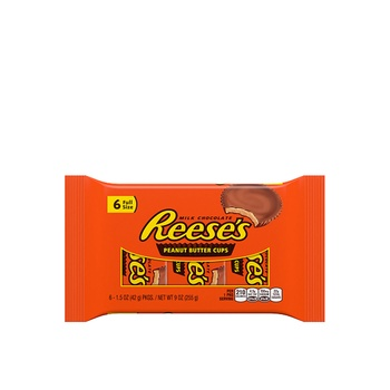 Reeses 2 Cup Pack of 6