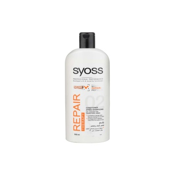 Syoss Repair Therapy Conditioner Dry Damaged Hair 500ml