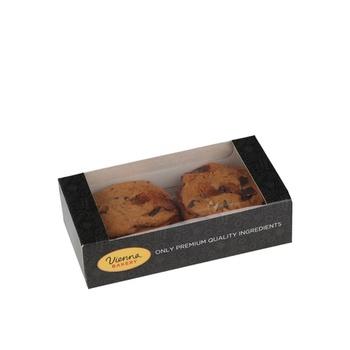 Vienna Bakery Caramelchoco Pecan Cookie 6 Pieces