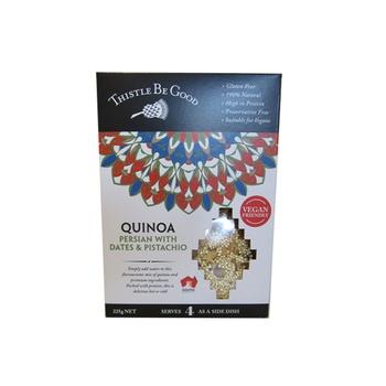Thistle Be Good Quinoa - Persian With Dates & Pistachio 225g
