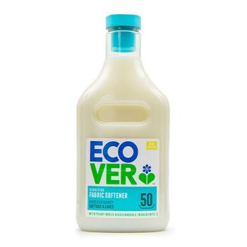 Ecover Rose and Bergamot Fabric Softener 1500 ml