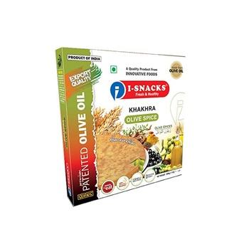 I Snack Butter Olive Spice Khakra 200g