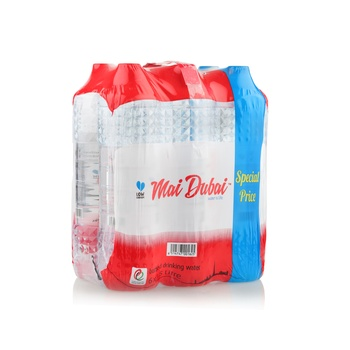Mai Dubai Water 6 x 1.5ltr