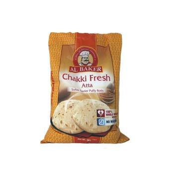 Al Baker Chakki Fresh Atta 5kg